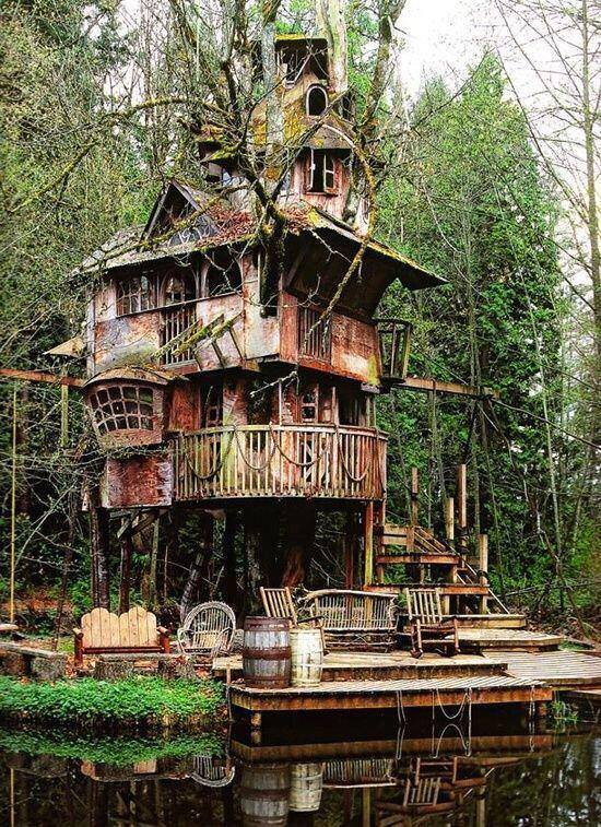 48 Most Beautiful Abandoned Places (Part 4/4)